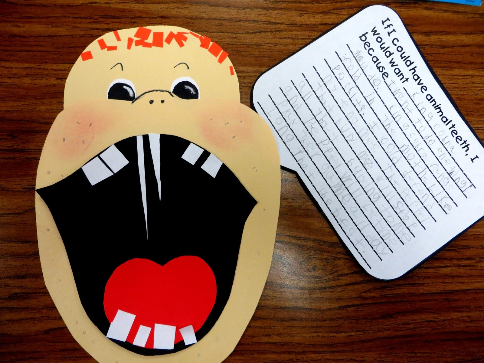 First grade life science worksheets what do animals eat 1 - Up Close And Personal With Animal Teeth