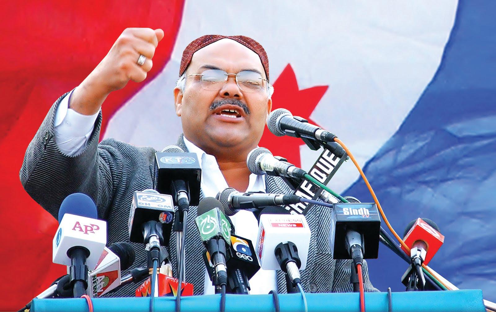 Dr Qadir Magsi