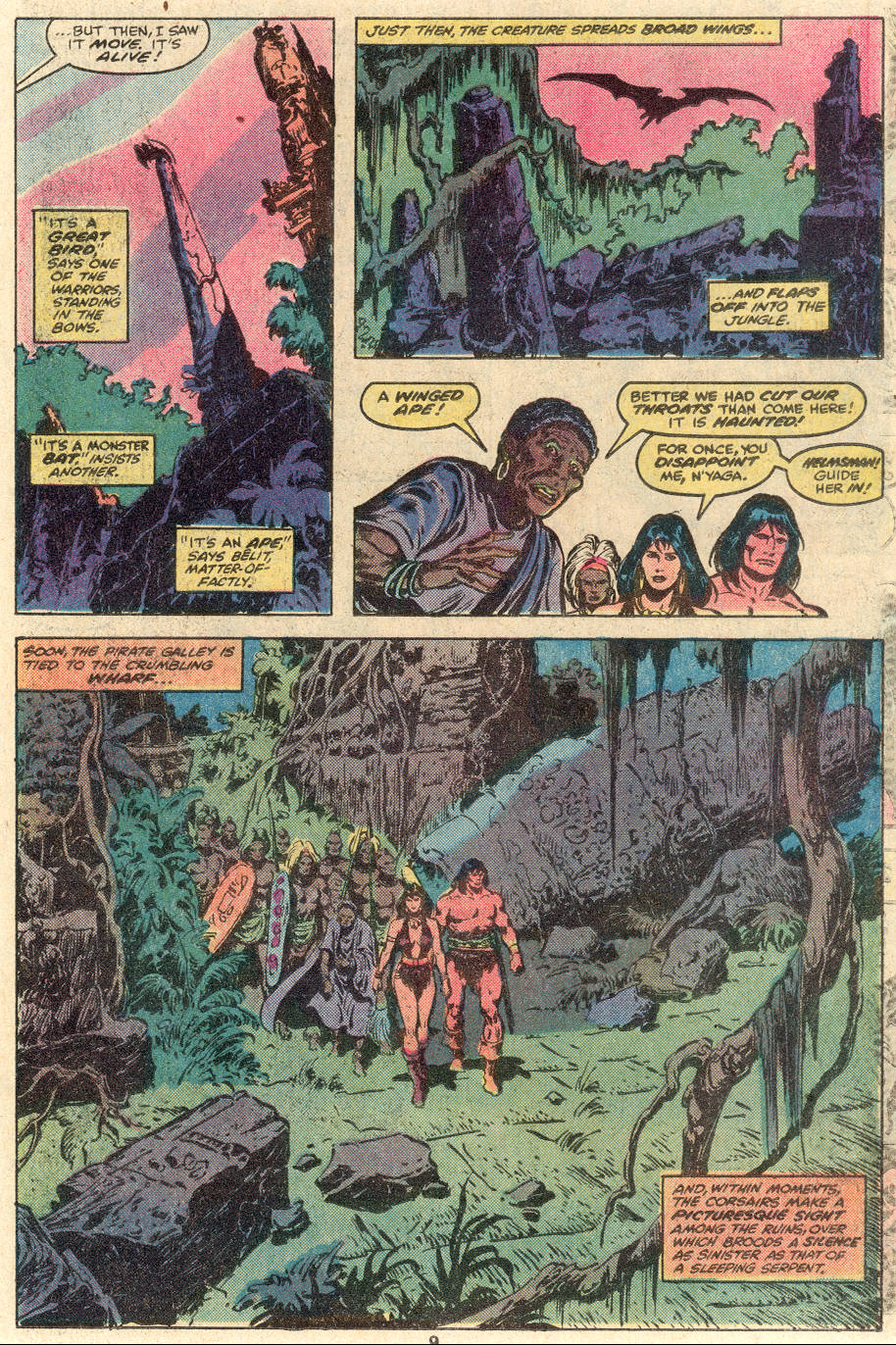 Conan the Barbarian (1970) Issue #100 #112 - English 8