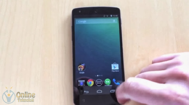nexus 5 video