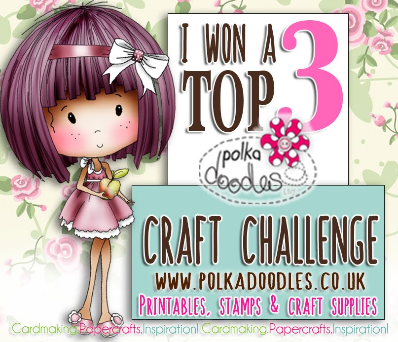 Top 3 at Polkadoodle
