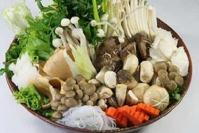Món ăn ngon: Lẩu nấm chay cho người chán thịt