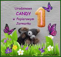 Urodzinowe candy w Papierowym Jarmarku