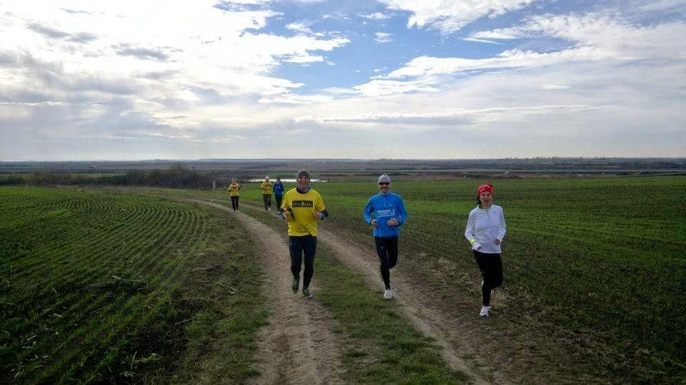Ciprian Ştefănescu, despre aniversarea unui an de naTura Altfel şi alergarea celor 100 km pe traseul Reşiţa - Timişoara. Tura Giarmata - Ianova