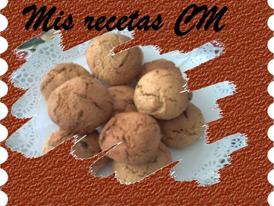 Mis recetas CM