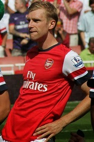 Per Mertesacker, Arsenal and Germany midfielder