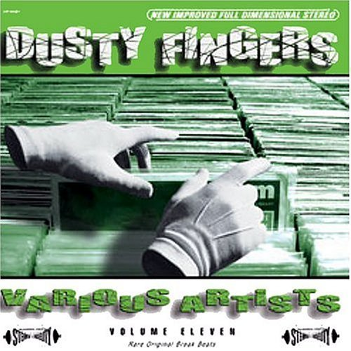 Dusty Fingers Vol 11 (2004) (Vinyl) (192kbps)