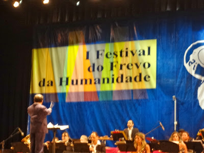 FESTIVAL DO FREVO DA HUMANIDADE - MÚSICAS VENCEDORAS