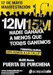 12M15M en Almería
