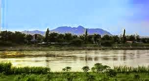 Maskumambang lake.