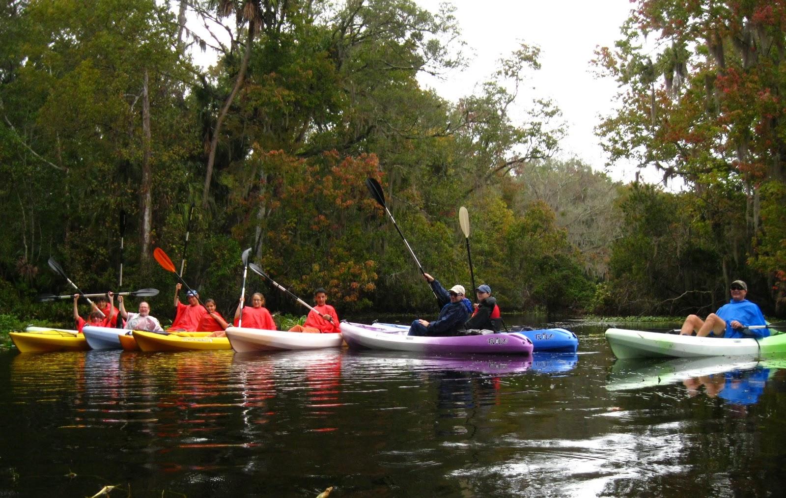 Wekiva River Monkeys Wekiva River Tour 10-28-11