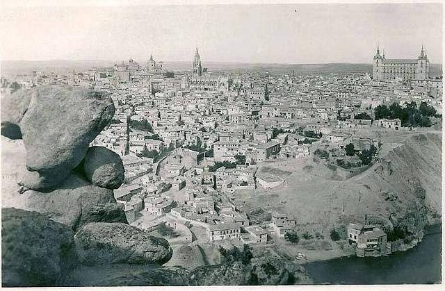 Toledo piedra rey moro