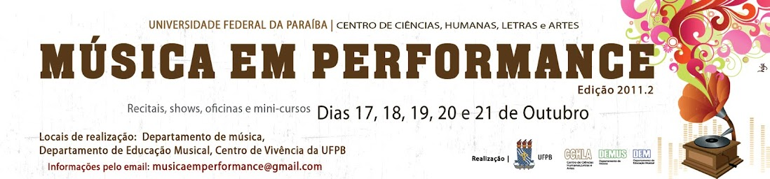 Música em performance