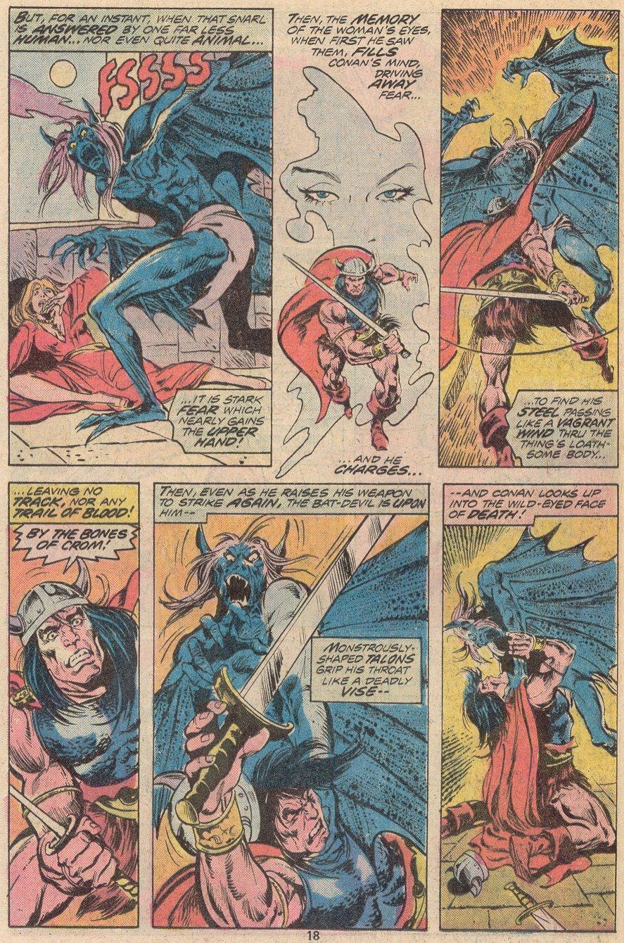 Conan the Barbarian (1970) Issue #56 #68 - English 13