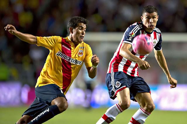 Chivas de Guadalajara vs Morelia en vivo por Copa MX