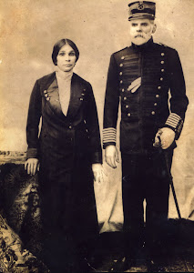 Cel Conceição e esposa