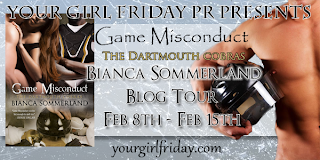 CHARACTER Q&A + GIVEAWAY WITH ORIANA DELGADO HEROINE FROM GAME MISCONDUCT BY BIANCA SOMMERLAND