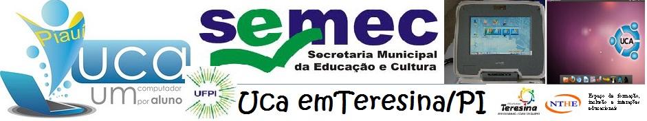 Diário da Formação: ProUca/Piauí