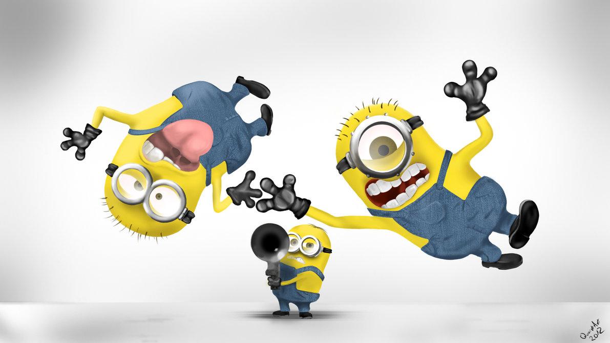 Gambar Minions Lucu - Media Belajarku