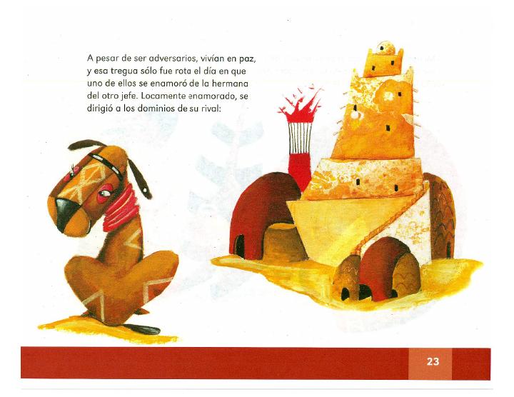 ¿Por qué los perros se huelen unos  los otros? español 2do bloque 5/2014-2015
