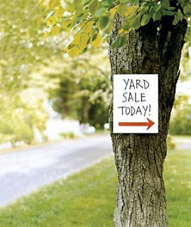 Moving Yard Sale