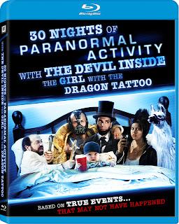 30 nights of paranormal activity Streaming