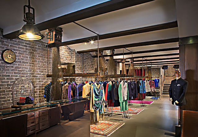 Green Pear Diaries, interiorismo, boutique, Heritage, Nueva Delhi, India, RMDK Architects