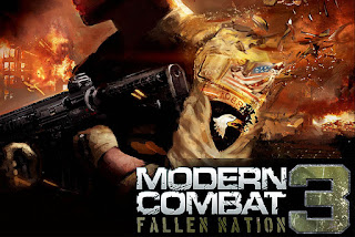 Modern Combat 3: Fallen Nation Android GAME