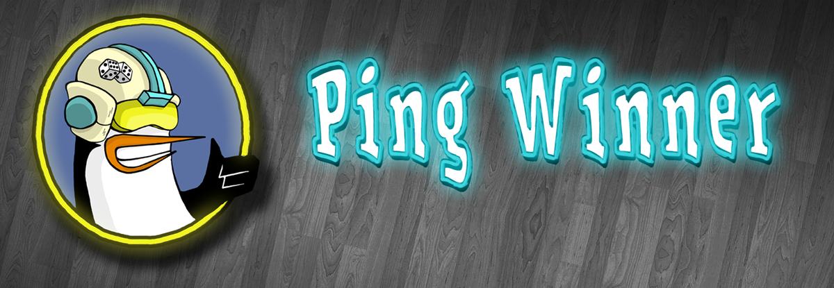 Ping Winner