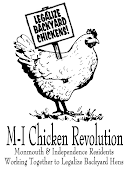 M-I Chicken Coop Tour Sponsor!