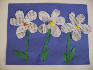 http://www.notimeforflashcards.com/2009/09/recycled-flower-art.html