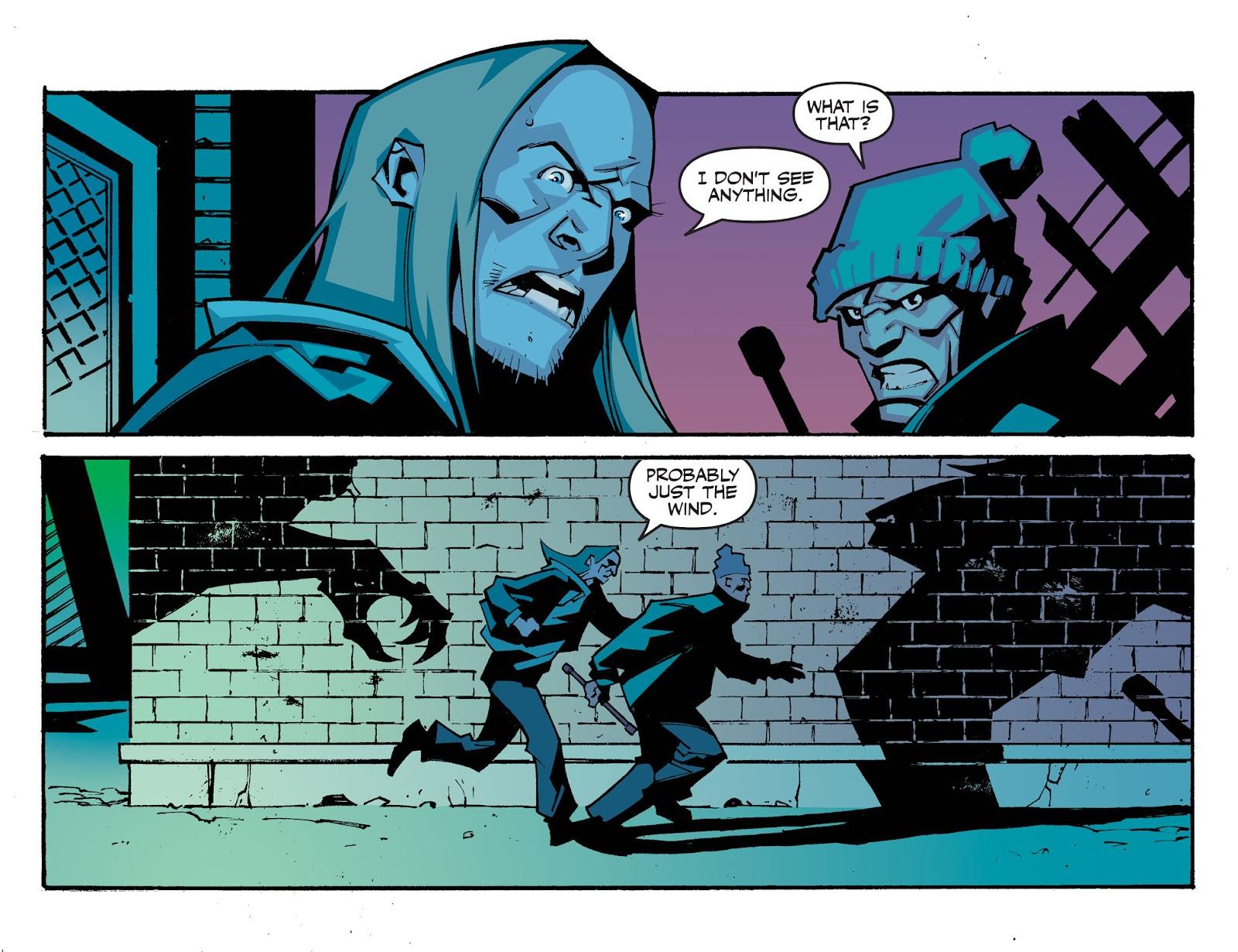 The Flash: Season Zero [I] Issue #11 #11 - English 4