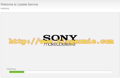 Tutorial Flashing Sony Ericsson Aspen