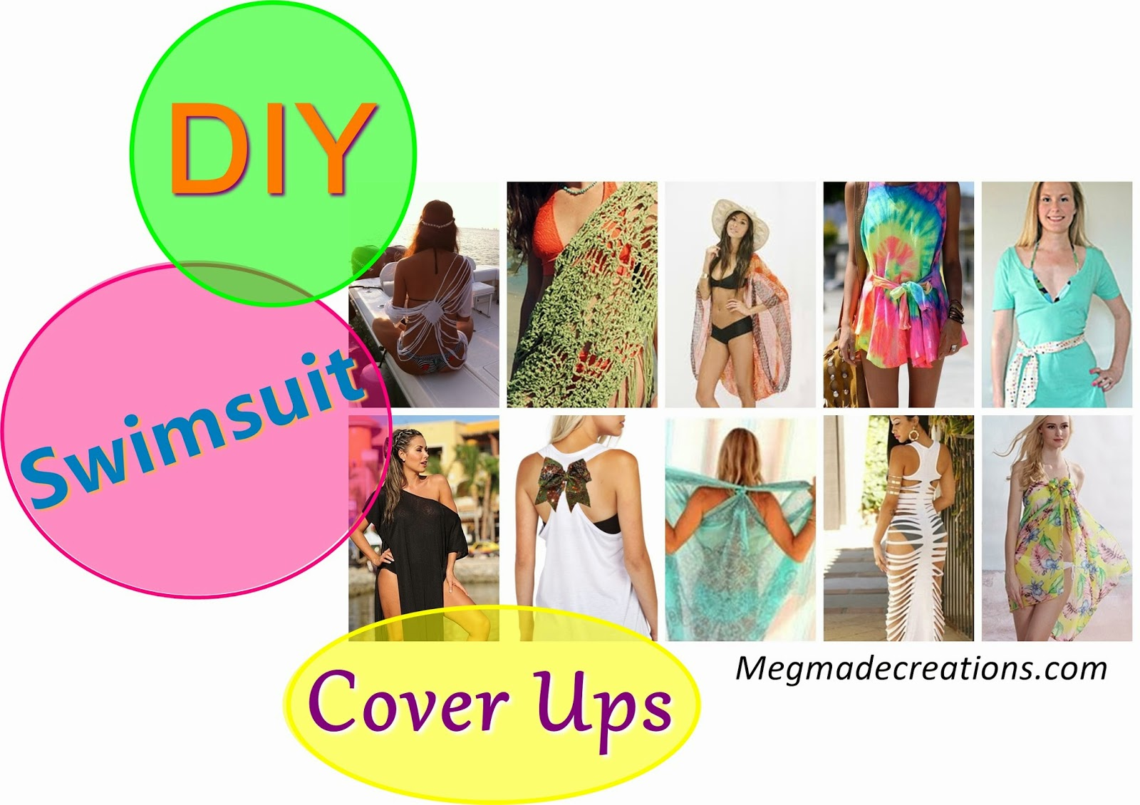 DIY Swimsuit Cover Ups