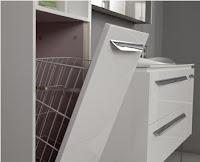 Новинки от Акватон: мебель Блент для ванной комнаты