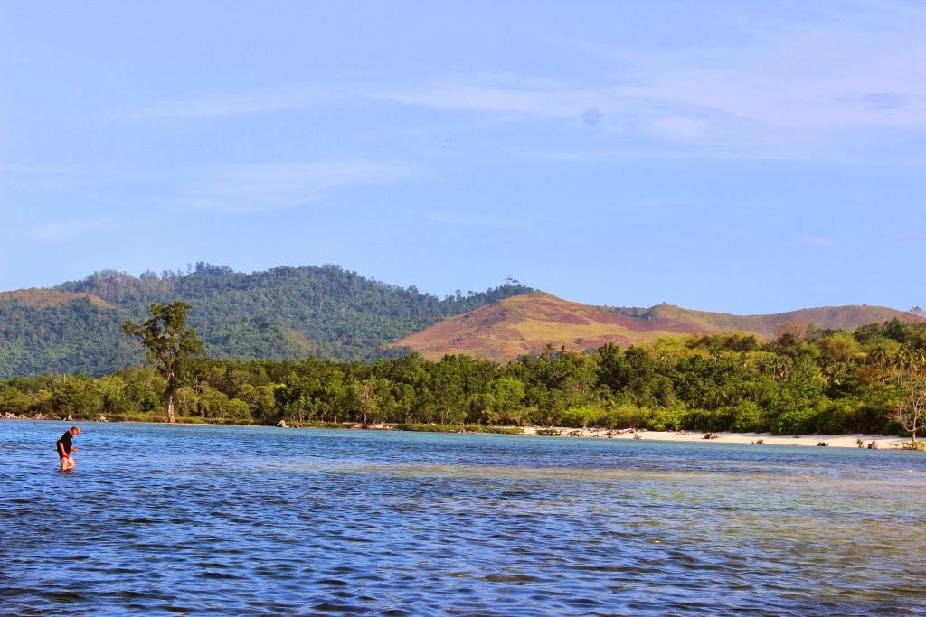 Pulau Bangka dibawah Ancaman Tambang (Catatan seorang Penyelam)