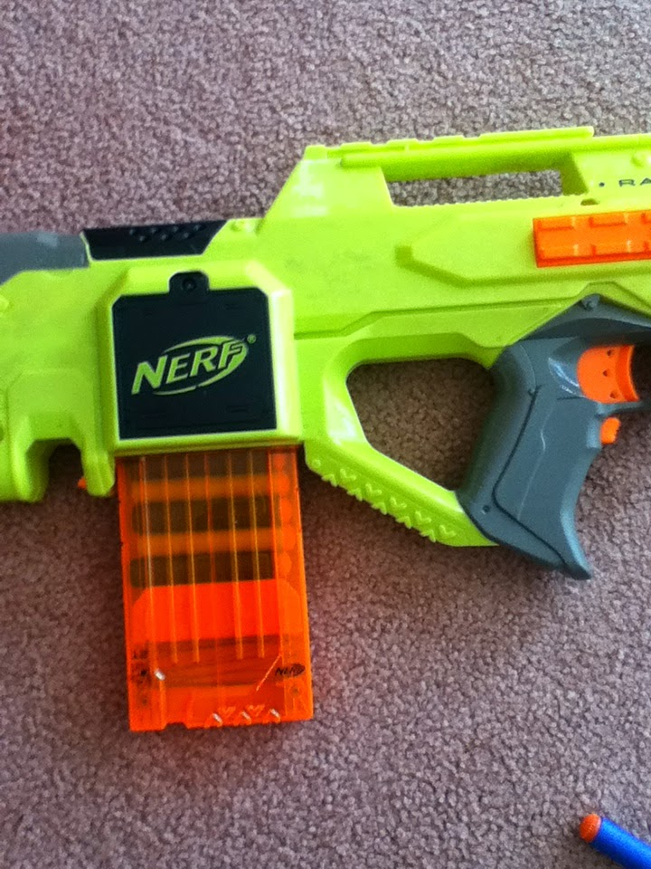 Outback Nerf Quot Koosh Quot Darts Review And Testing