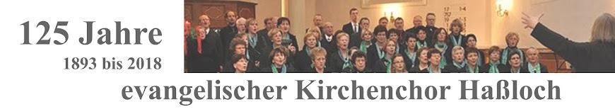 evang. Kirchenchor Haßloch