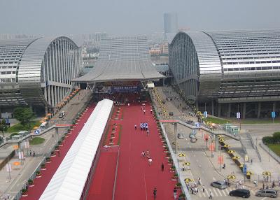 free travel to Guangzhou canton fair by premium beautiful adibah