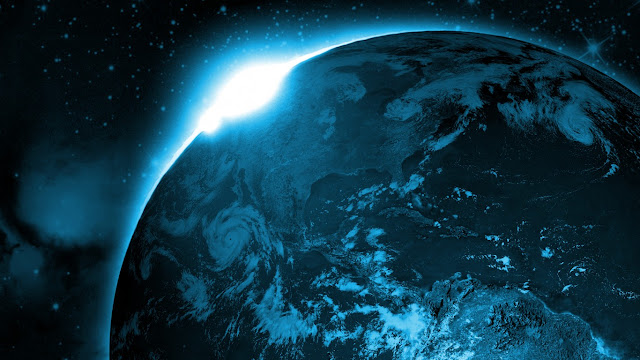HD Space Wallpaper : Earth