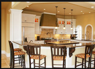 Falcon Custom Homes - kitchen