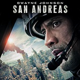 Own San Andreas on Digital HD on October 6 or on Blu-ray 3D Combo Pack, Blu-ray Combo Pack, or DVD on October 20
