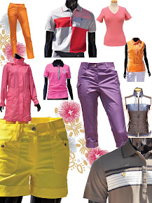 Really Beautiful on/off Golf Course? Click picture to see more golf wears!