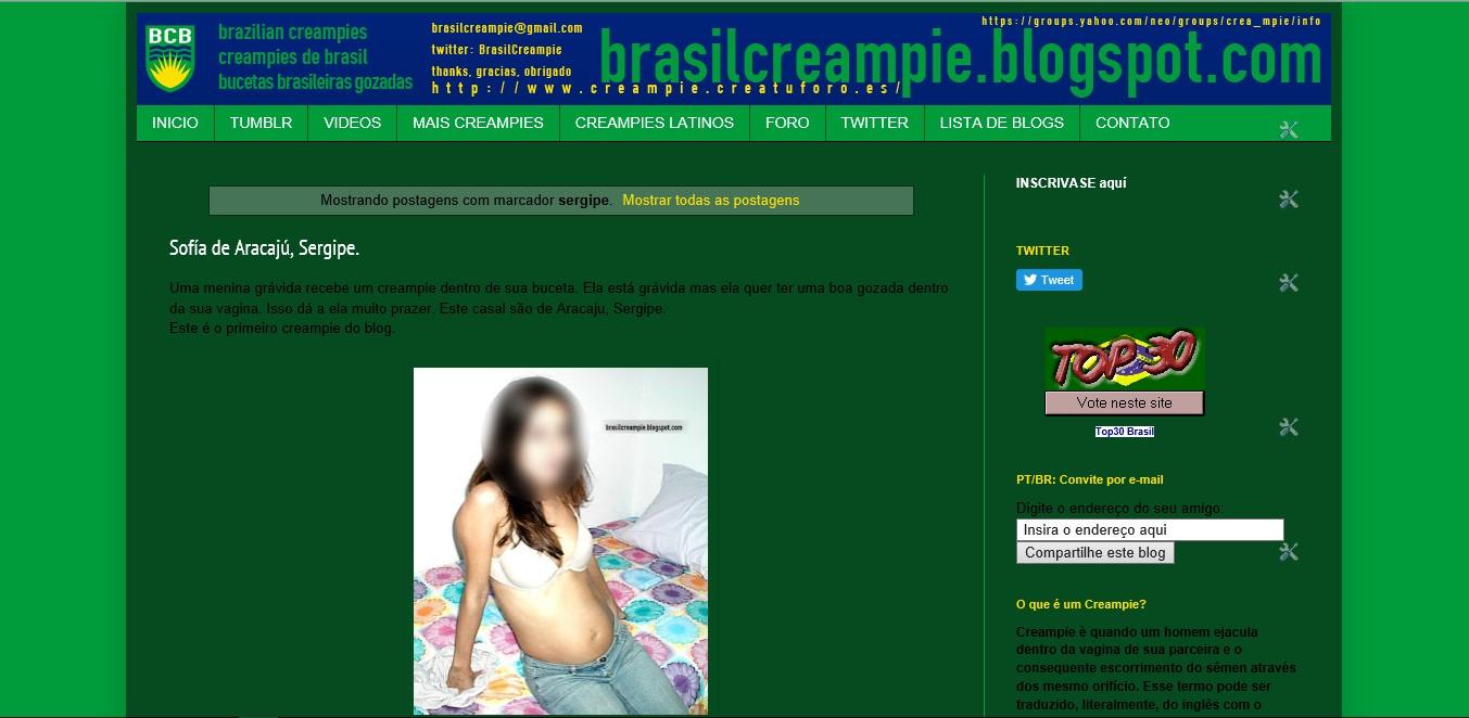 BRASIL CREAMPIE
