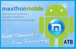 Maxthon+android+browser