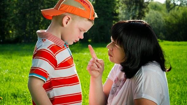 7 coisas que os pais não devem dizer aos filhos