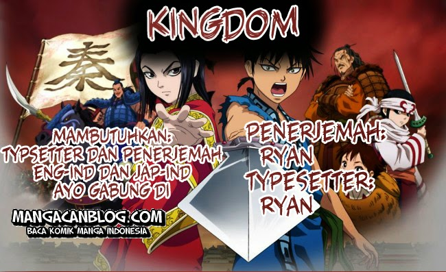 Dilarang COPAS - situs resmi www.mangacanblog.com - Komik kingdom 304 - Ide Cemerlang Shin 305 Indonesia kingdom 304 - Ide Cemerlang Shin Terbaru |Baca Manga Komik Indonesia|Mangacan