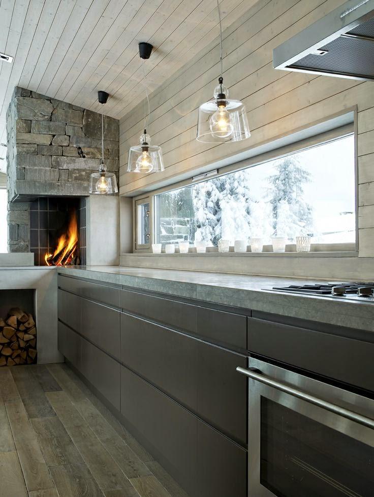 Cozinhas com m veis sem puxadores topa decorar for Fenetre horizontale