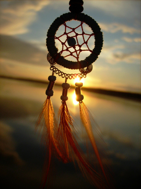 Leanne laura i want to make a dream catcher for Dream catchers how to make them