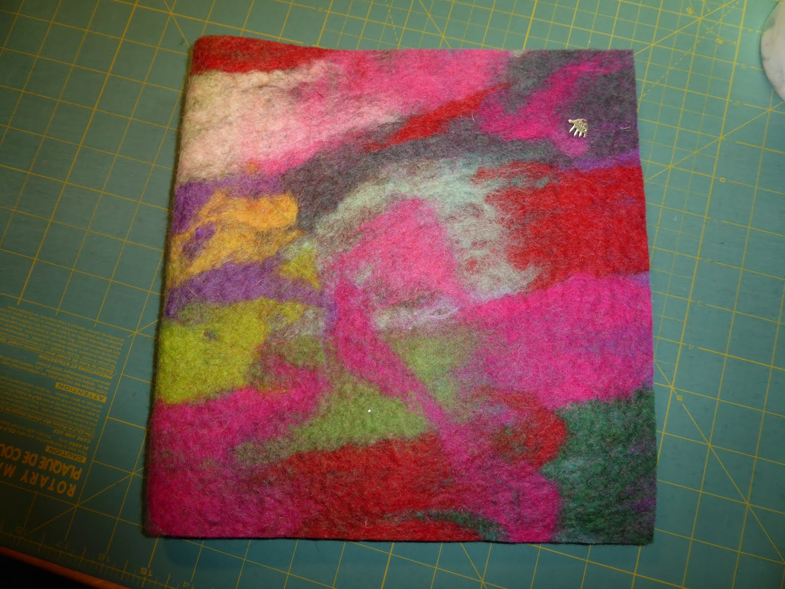 Textielboek Experiment 1.